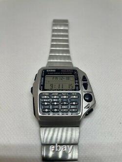 Vintage Casio CMD-40 Module 1174 TV Remote Controller Digital Watch Calculator