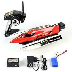 Wltoys Wl915 2.4g Brushless High Speed 45km/h Racing Rc Boat Model Toys Freeship