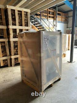 Wood Pellet Biomass Boiler Red Jolly Mec Arte 21kw Brand New