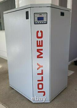Wood Pellet Biomass Boiler Red Jolly Mec Mec21kw Brand New